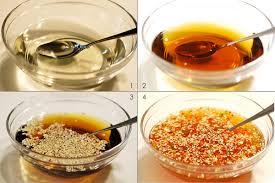 Danh sách hương liệu các loại nước chấm - gia vị