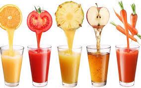 Danh sách hương liệu nước ép trái cây